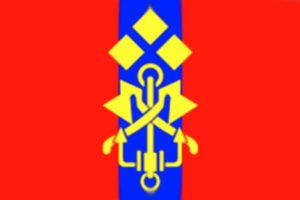 Флаг поселка Понтонный